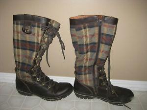 Parjar Womens Boots