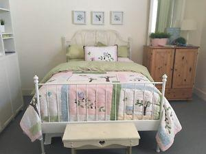 Queen Sized Bed Frame - IKEA Leirvik