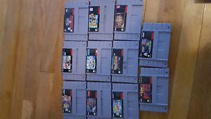 Snes n64 sega genisis games