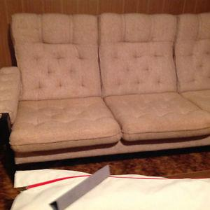 Sofa & chair excellent condition