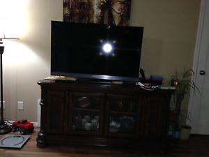 TV stand and bedroom set for sale