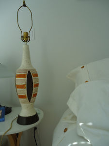 Table lamp Moroccan/Spanish Style