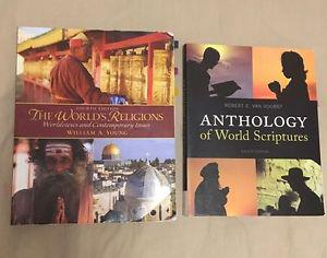 The World's Religions & Anthology of World Scriptures RLGN