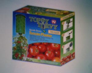 Topsy Turvy Plant Hanger