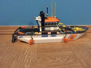 Wanted: Boat Lego