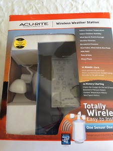 Wireless Weather Station - ACURITE
