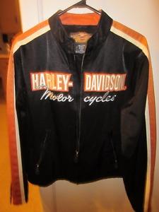 Woman Harley coat