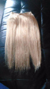 "18"" real hair extensions"
