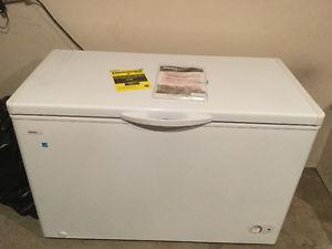 2 Year Old Danby 9.6 cu ft. Freezer