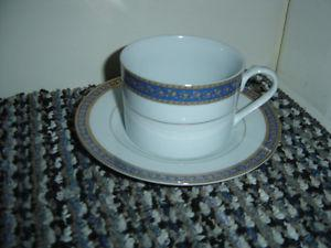 Alia/TanJay cup and saucer