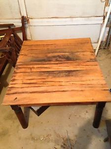 Antique Harvest Coffee Table