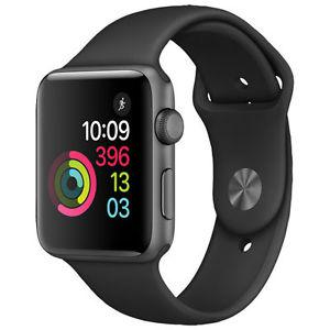 BRAND NEW Apple Watch Series 2, Space Grey: 38mm