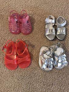 Baby girl sandals -$20 OBO