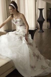 Beautiful Jade Daniels Wedding Dress ()