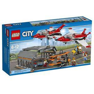 Brand New Lego City Boxes, 5 Sets
