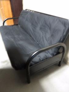 ~~~Brand New metal futon with mattress