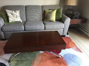 Broyhill Coffee and End Table