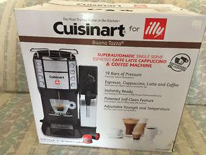 Cuisinart Espresso/Coffee Maker
