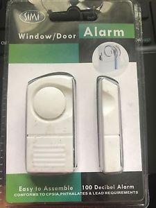 Door alarm