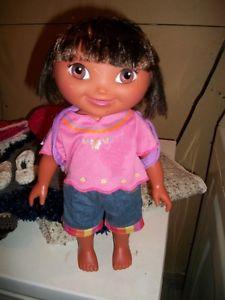 Dora Doll and Accessories