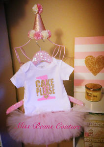 First Birthday tutus & more