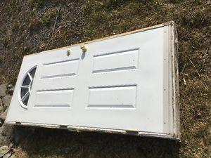"For Sale: 36"" steel door"