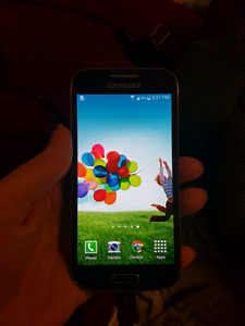 Galaxy S4 Mini through Bell