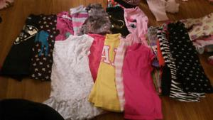 Garbage bag of girls size 2t clothing for sale