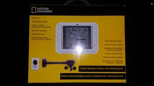 Home Weather Station by National Geographic -->(new)<--