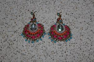 House of Moda Earrings (3 Pairs)