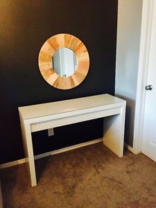 Ikea Edland Desk Dressing Table Vanity Posot Class
