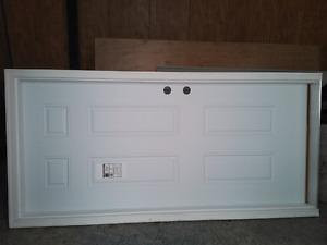 """Insulated exterior steel doors with frame 36""""x 80"""""""