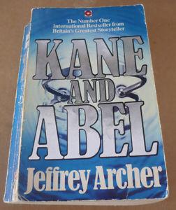 Kane and Abel-Jeffrey Archer-paperback
