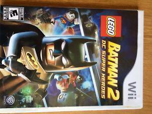 Lego batman 2 for wii