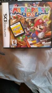 Mario party DS In case