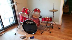 Orbitone Stage Ready Drum Set