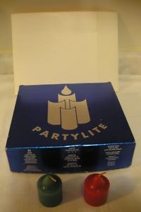 PartyLite Votive Candles