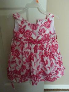 Pink Dress - Size  Months