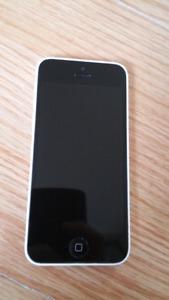 WHITE IPHONE 5C