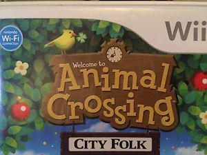 Wanted: Looking for animal crossing wii game