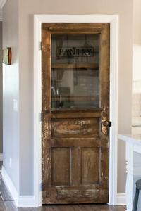 Wanted: Looking for old wooden door