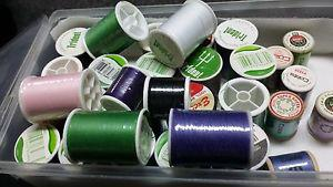 for sale brand new sewing thread different colour 32