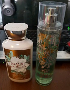 ladies perfume and hand lotion for sale