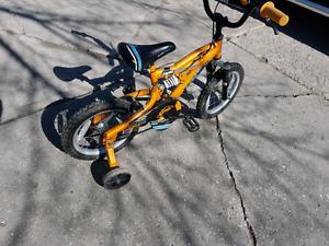 14 inch wheels kids bike