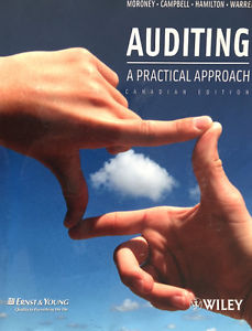 Auditing - A practical approach Canadian edition