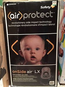 BRAND NEW SAFETY 1st (air) protect OnSide air LX