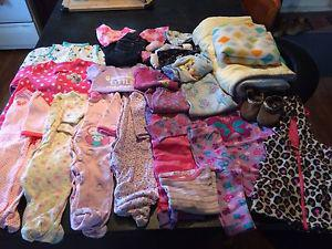 Baby girl 3-6 month clothes
