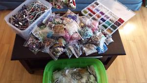 Beads and Jewelry Findings