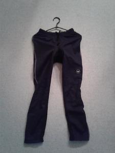 Biking Fleece Pants and Biking Fleece-lined Jacket