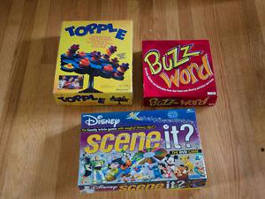 Board Games for Sale - Make me an Offer